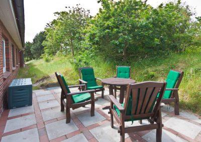 Gästehaus 2 Terrasse