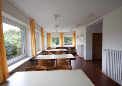 Gästehaus 3 Gruppenraum